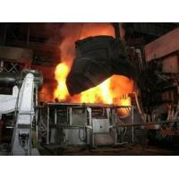 China Alloy Steel Industrial Electric Furnace , Electric Iron Furnace With High Current Conductor System on sale