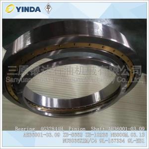 Wholesale 4G32844H PinionShaft Mud Pump Bearing AH36001-03.09 ZB-10236 NB800M.03.13 NU3036X2M/C4 9L-167334 9L-EB1 from china suppliers