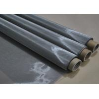 Ultra Thin Micron Stainless Steel Wire Mesh Cloth For Food And Beverage Manufactures