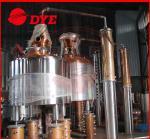 Buy cheap Common Alcohol Distiller Apparatus , Moonshine Pot Still Distillation from wholesalers