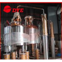 Commercial Alcohol Distillation Equipment Insulated Steam Kettle Manufactures