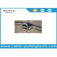 Buy cheap Wire Rope Straight Type Underground Cable Tools Cable Roller For Underground Cable Pulling from wholesalers