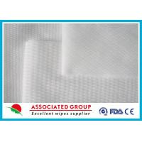 Ultra Soft And Thick PET Nonwoven Fabric Roll For Alternative Uses Manufactures