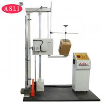 Buy cheap Automatic Corrugated Box Package Drop Impact Testing Equipment Drop Tester from wholesalers
