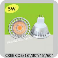 Buy cheap 3w 5w 8w CREE COB MR16 Lamps 2700k AC12V mr16 lamps from wholesalers