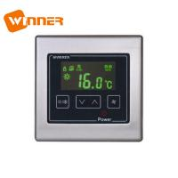 Wholesale Touch Screen Wifi Hvac Thermostat Control Panel For Electric Valve Control from china suppliers