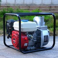 China Large volume Gasoline Water Pump FOR agricultural , construction site , home on sale