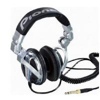 Buy cheap BRAND NEW Pioneer HDJ1000 HDJ-1000 HDJ 1000 Pro DJ Headphones from wholesalers