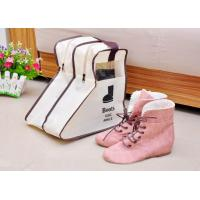 Buy cheap Shoes Shaped Design Boots Storage Bag from wholesalers