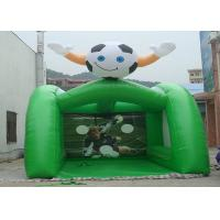 Buy cheap Fire Resistant Outdoor Inflatable Kids Games Inflatable Football Goal from wholesalers