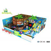 Buy cheap Ocean Theme Childrens Soft Play Area Ball Pool For Shopping Mall / Parks product