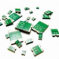 Buy cheap PPTC Resettable Fuses, Available in Surface Mount Type, with C-UR/TUV Safety Approvals from wholesalers