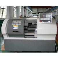 Buy cheap hydraulic CNC lathe Professional Manufacturer from wholesalers