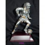 Buy cheap resin sport football trophy,polyresin sport trophy,resin figurines,resin gift from wholesalers