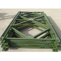 Buy cheap Q345 Chord Reinforcement Structural Steel Bridge For Bailey Bridge product