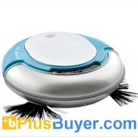 Buy cheap Robot Vacuum Cleaner with 4 Cleaning Routes and UV Sterilization from wholesalers