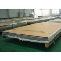 201 Cold Rolled Stainless Steel Sheet Custom Cut Length 600 - 1219mm Width