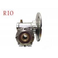 Buy cheap Stainless steel worm gear reducer gearbox Vf050 full copper worm gear underwater reducer from wholesalers