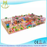 Buy cheap Hansel customer design indoor child soft playground for equipment from wholesalers