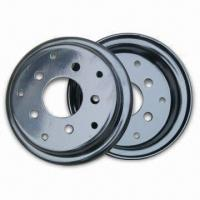 Buy cheap Forklift Wheels with High Performance, Available in 6.50F-12 Size from wholesalers