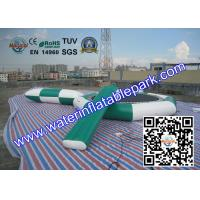 Buy cheap Floating Inflatable Water Trampoline Combo Game Playing On Sea Or Lake from wholesalers