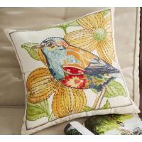 Buy cheap Personalized Poly Print Outdoor Decorative Pillows Replacement For Living Room from wholesalers