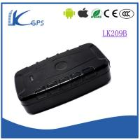 Buy cheap gps truck tracker with magnet 120 days ----Black LK209B from wholesalers