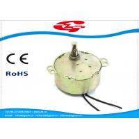 Buy cheap Small Reversible Synchronous Motor , Synchron Clock Motor For Oven Turn Plate from wholesalers