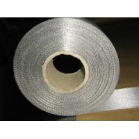 Buy cheap Reverse Dutch Weave Belts Stainless Steel Woven Wire Mesh Reverse Dutch Weave Filter 160X16 from wholesalers
