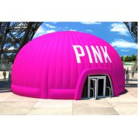 Buy cheap Backyard Folding Marquee Inflatable Dome Tent Party Hire Equipment from wholesalers