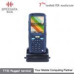 Buy cheap Touchscreen Biometric Fingerprint Scanner Mobile Thumb Scanner Device from wholesalers