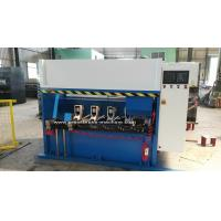 Buy cheap CNC Stainless Steel v groove cutting machine 4'' Long Work Table ISO9001 Approval from wholesalers