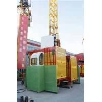 Buy cheap Rack and pinion Construction Passenger Elevator Construction Lift  Speed 0-40m/min from wholesalers