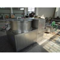 Wholesale Horizontal Cylinder Wet Granulation Machine With PLC Touch Screen from china suppliers