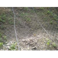 Wholesale Professional hex wire mesh rockfall protection netting for retaining wall / Bridge from china suppliers