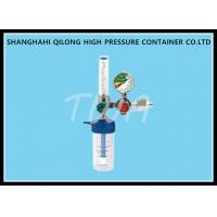 YR-86-5 Medical Oxygen Regulator , High Pressure Oxygen Gas Regulator Manufactures