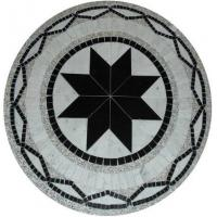 Wholesale Deocorative Custom Paving Water Jet Marble medallion from china suppliers