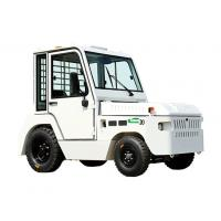 Buy cheap Industrial Tug Tow Tractor , 4 Wheel Platform Truck For Distribution Center from wholesalers