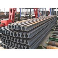 Buy cheap Heavy Steel Rail Crane Rail Beam QU80 Size For Port Lifting Container from wholesalers