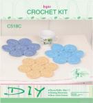 Buy cheap Raffia Crochet Kits---cup Mat/coaster from wholesalers