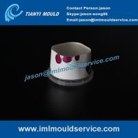 designing for 200g thin-wall ice cream tub mould, 200g iml cup mould turnkey solutions