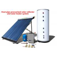 Wholesale Convenient Heat Pipe Solar Water Heater All Glass Double Tube Co Axial Structure from china suppliers