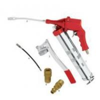 Buy cheap Air Grease Gun w/5pc Accessories from wholesalers