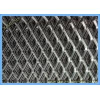 Buy cheap Thick Expanded Stainless Steel Sheet Welded Wire Mesh Panels T 304 Material from wholesalers