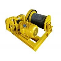Buy cheap Wire Rope Lifting Electric Mine Winch System 10 Ton Workshop Using high Safety from wholesalers