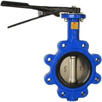 Buy cheap Lug Style API609 Electric Actuated Butterfly Valve from wholesalers