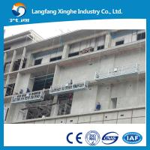 Buy cheap zlp800 aluminum platform adjustable / india suspended platform / zlp630 mobile scaffolding from wholesalers