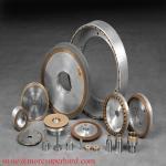 Buy cheap metal diamond grinding wheel from wholesalers