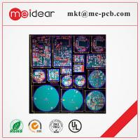 Buy cheap Microwave / RF PCB Include Rogers PCB, Taconic PCB, Arlon PCB, Ceramic PCB, PTFE PCB from wholesalers