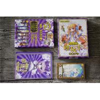 Buy cheap Plastic Coated Tarot And Oracle Cards , Customized Design Daily Oracle Card from wholesalers